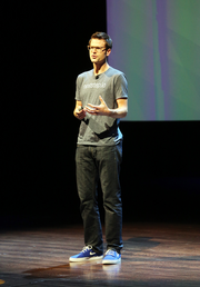 Inundated with information from Twitter, Instagram, Foursquare and a Nike FuelBand? NextStep.io is here to help, said CEO John Schnipkoweit. The company's technology takes information from various streams and presents it in a personal dashboard. Most importantly, the dashboard can be programmed to include fitness goals. Have a lot of meetings on your Google Calendar? NextStep's technology can encourage you to walk to them and burn off more calories in order to hit a fitness goal. The company has raised $100,000 of a $350,000 round.