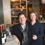 Michael Bryan and his wife, Lelia, hope to expand locations for wine bar Vino Venue.