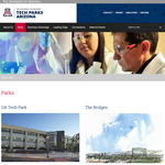 It's much smaller, but Innovate can compare to U of Arizona's The Bridges