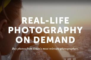 Twenty20's vision for crowdsourced stock photos comes into focus
