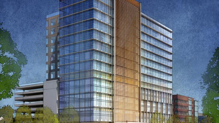 Midway Cos. will break ground on its newest office structure, CityCentre Five, a 195,000-square-foot office facility, later this month.