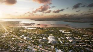 Google plans a sprawling sci-fi campus, complete with robots
