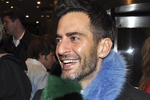 Young designers bore Marc Jacobs, and don't get him started on social media