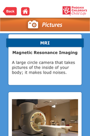 An explanation of what the MRI is about.