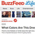 The Dress phenomenon didn't happen by accident. It took big money