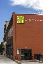 AMAI Architecture's headquarters is in the Crossroads Arts District.