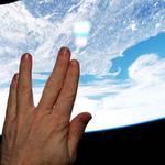<strong>Leonard</strong> <strong>Nimoy</strong> Vulcan tribute from space highlights Massachusetts
