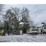 Winter storm knocked out power to more than 400,000 over three days