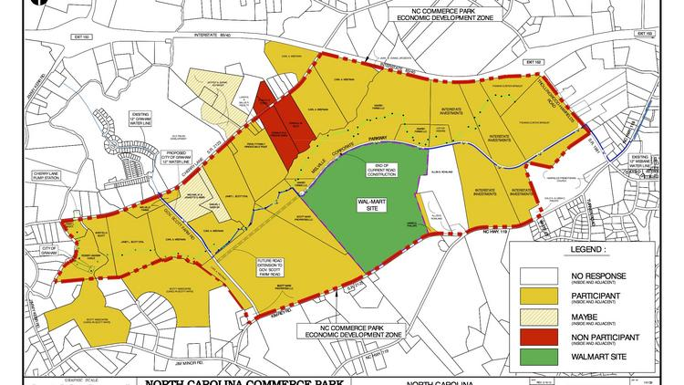 Officials In Alamance County Mebane And Graham Approved A Combined