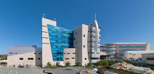 Sutter Health's Eden Medical Center is a $320 million six-floor, 130-bed hospital in Castro Valley that had to be finished under tight deadlines.