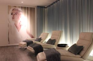 Marilyn Monroe Spas Interior