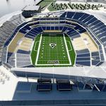 Hearing on stadium's costs, benefits scheduled for Monday