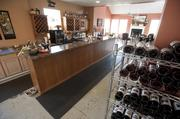 Brooks Hill Winery has a tasting room, where visitors can try the wines.