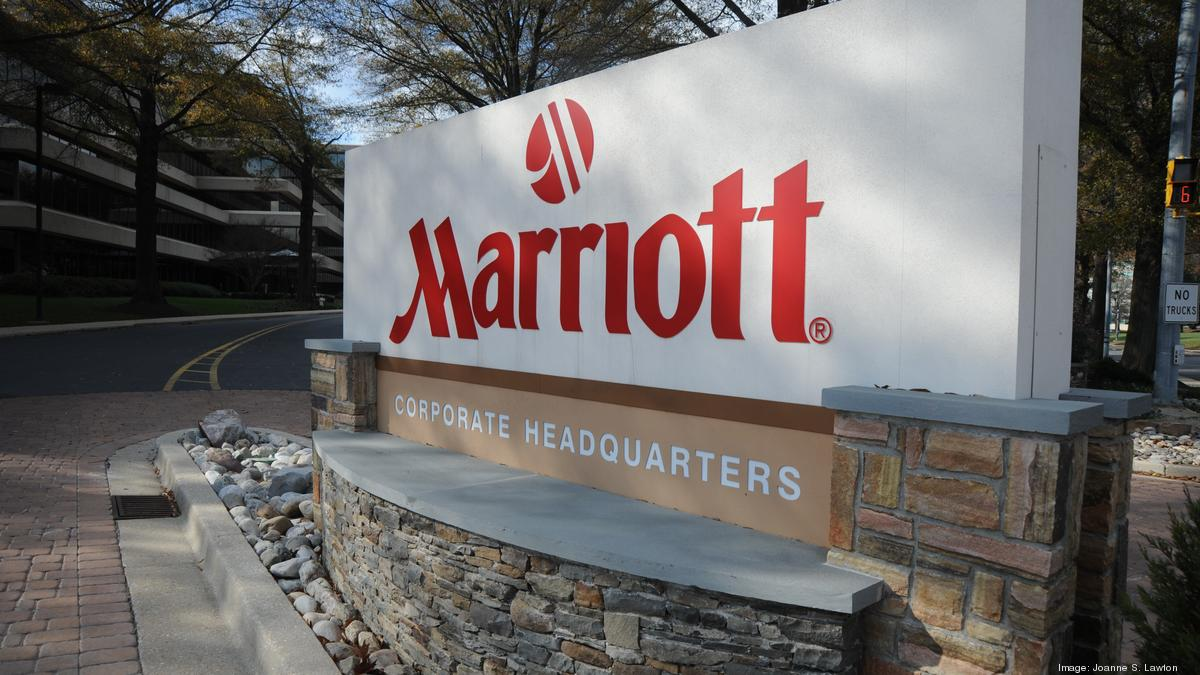 Bethesda-based Marriott International Inc. headquarters search: For real? -  Washington Business Journal