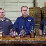 Behind the scenes with Houston's only whiskey distillery