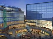 Skyrocketing land costs are leading to more mixed-use projects, such as Blvd Place in the Galleria submarket.