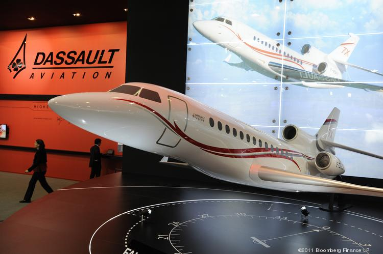 Greensboro may have been in the running for a $60 million Dassault Falcon jet completion center for five years, but Little Rock, Ark., officials were fighting even longer.
