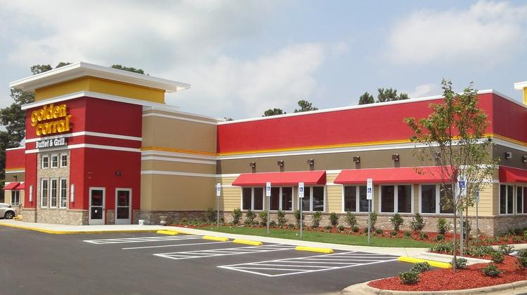 golden corral rounding up old country buffet sites in the twin