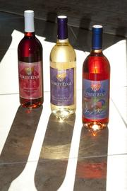 Forest Edge Winery's products include a Pomegranate wine.