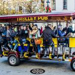 ABQ Trolley Co. to launch its own pub-pedaler business