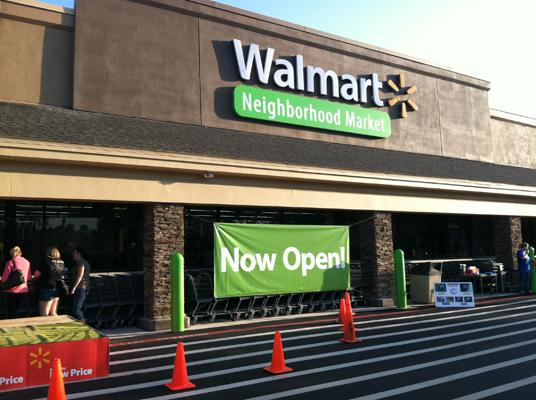 South Orlando Saverite Being Redeveloped Into Walmart
