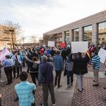 Charlotte council rejects LGBT protections measure before a large, contentious crowd
