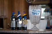 Award-winning wines from MillaNova Winery & Vineyards can be tasted in their tasting room.