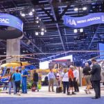 The story of Spider-Man copter and other tales from HAI Heli-Expo