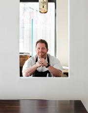 Runner up: Triniti Pictured is Ryan Hildebrand, chef and owner at Triniti Read more: Triniti stays at top of game with tantalizing menu tweaks