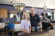 John Miller and Donna Miller work with their sons and daughter to make the MillaNova Winery & Vineyards a family affair.