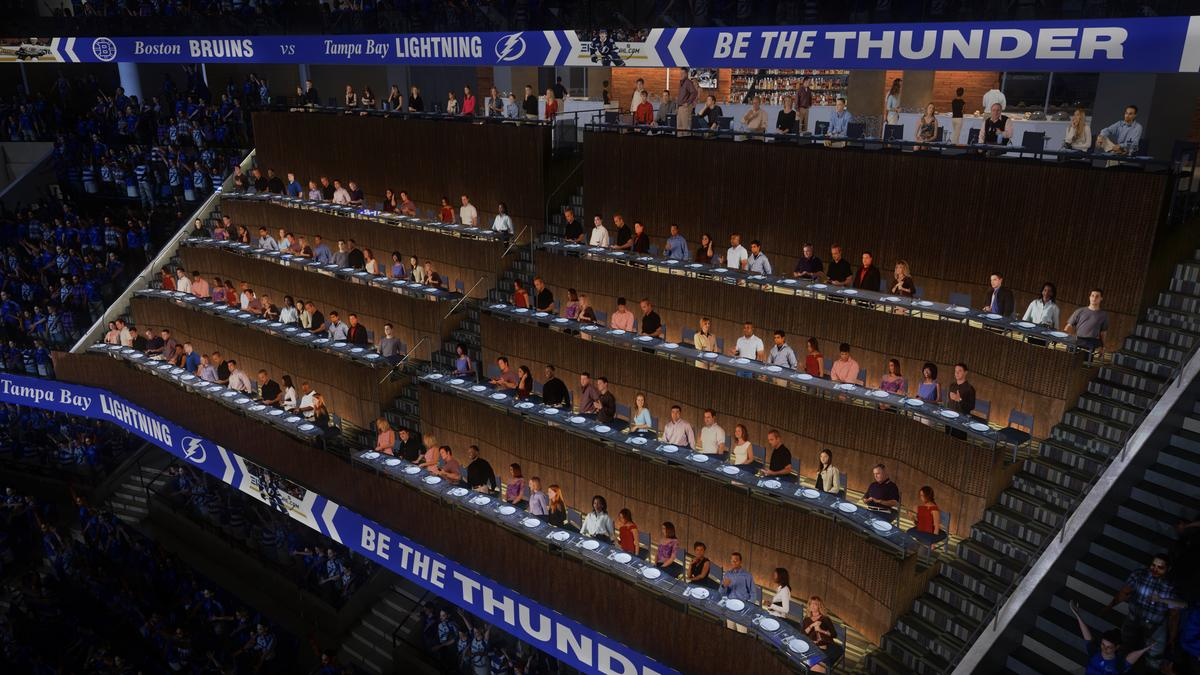 Here S How The Tampa Bay Lightning Will Spend 25m On The