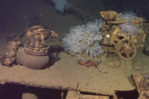 Microsoft's co-founder discovers 71-year-old 'engineering marvel' at the bottom of the ocean
