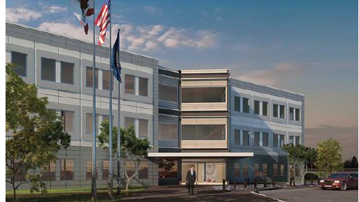 Fbi plans to occupy new office building in roseville for Washington state approved house plans