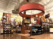 Total Wine & More stores have tasting stations and interactive food-and-wine pairing kiosks.