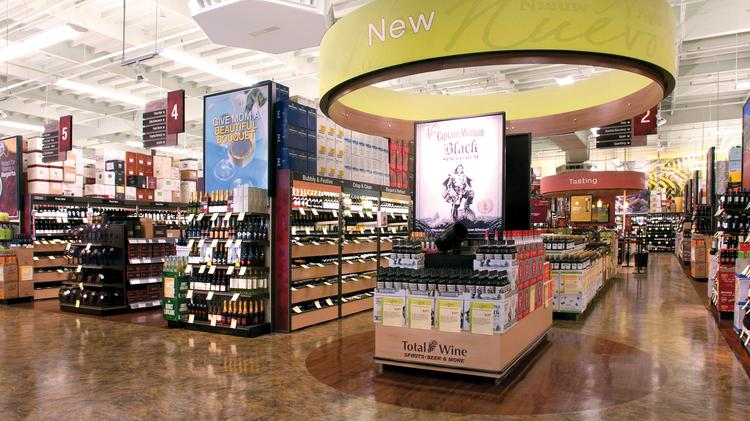 Total Wine & More is making an advance on the Twin Cities market, in spite of smaller, independent operators who are fighting back.