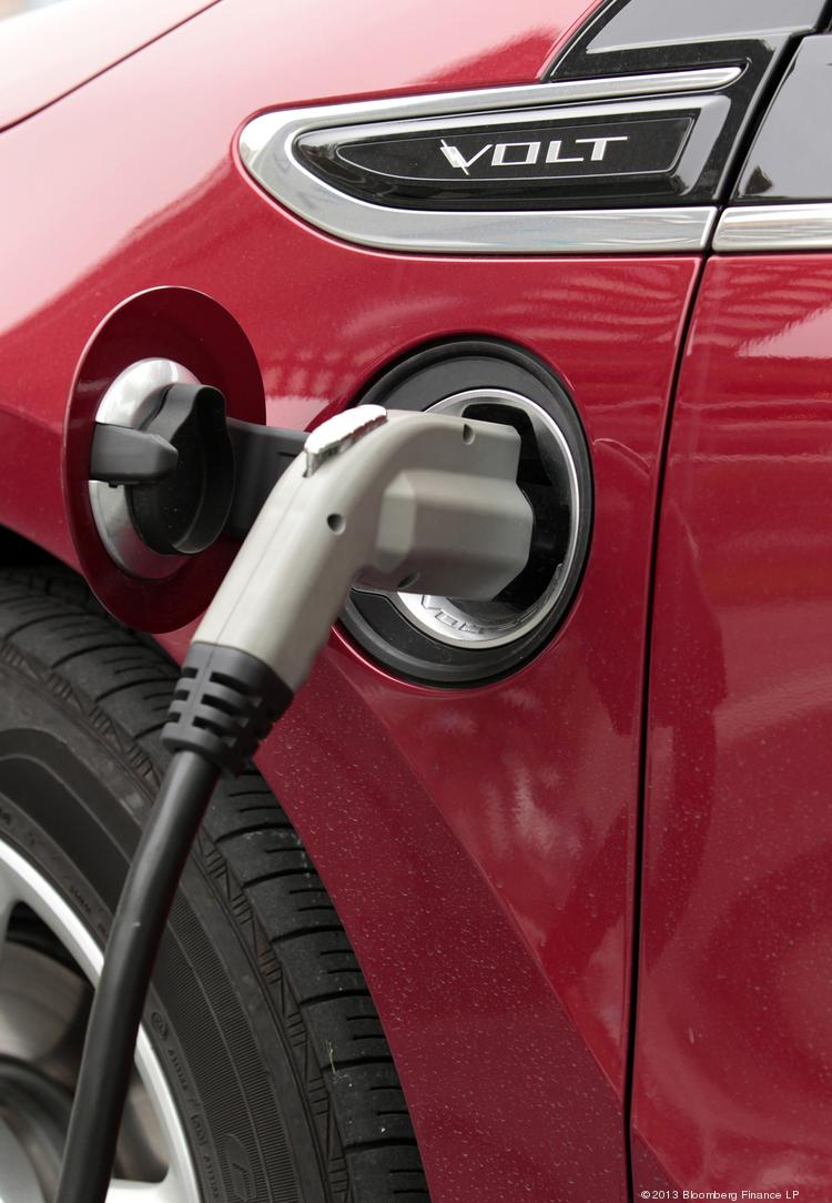 All-electric cars require no gas, but electricity isn't free, and now the Department of Energy has put a number on what it costs to charge up an electric car.