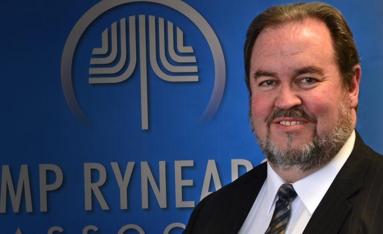 Tony O'Malley is now the leader of Larkin Lamp Rynearson's water group.
