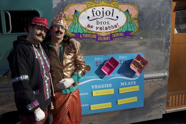 No. 3: Fojol Brothers (Indian food)