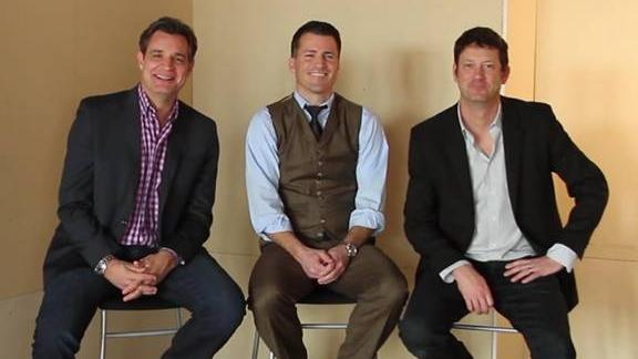 Tom O'Keefe (left), Nick Paul (center) and Matt Reinhard are the principals in the Chicago boutique ad shop that is the new agency of record for Big Lots!