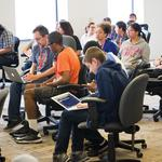 Co+Hoots breaks attendance records for kids' CodeDay