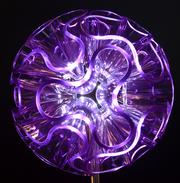 A mesmerizing LED lamp by the QS-Tech company was inspired by a jellyfish.