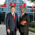 Bucs fire head coach <strong>Lovie</strong> <strong>Smith</strong>
