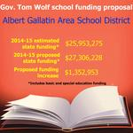 Western Pennsylvania schools could see $78M in additional funds under Wolf's plan