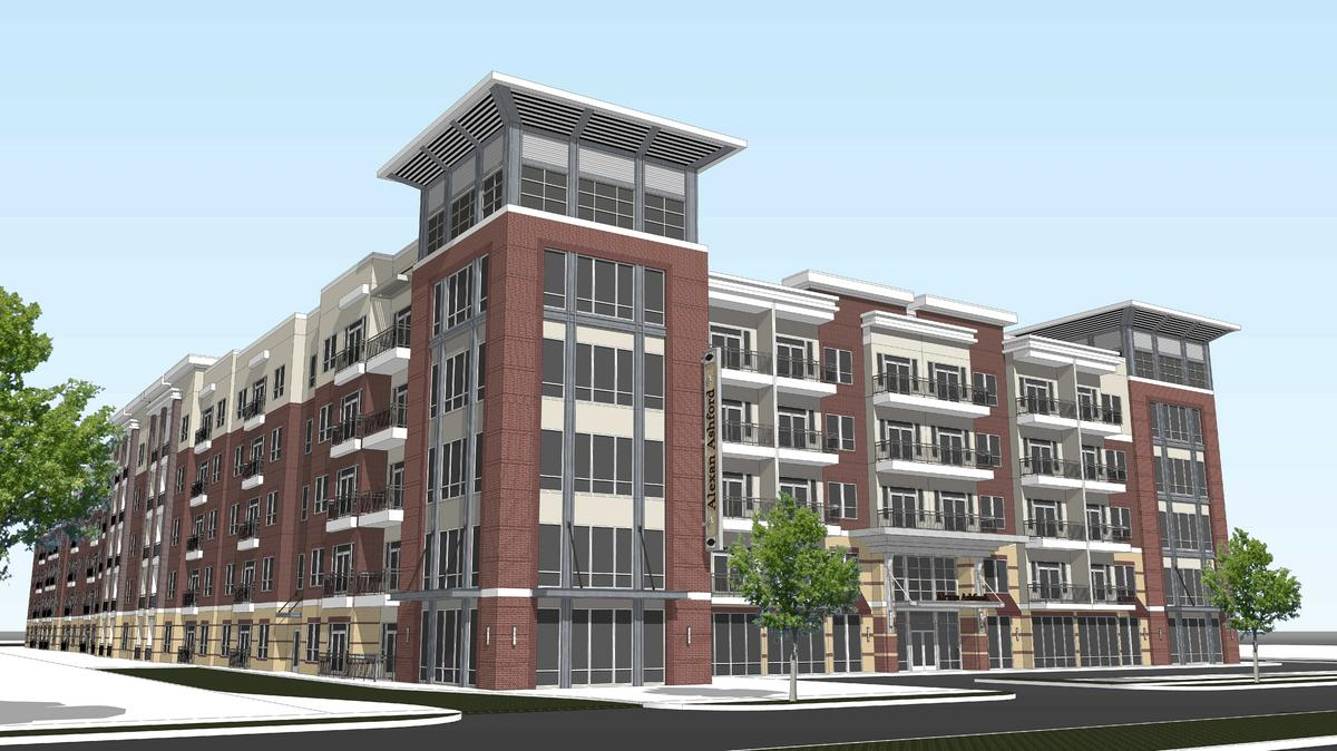 Trammell Crow Residential to build multifamily development