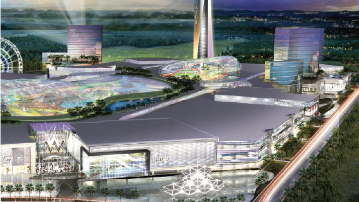 Triple Five Group Closes Land Deal To Build Mega Mall