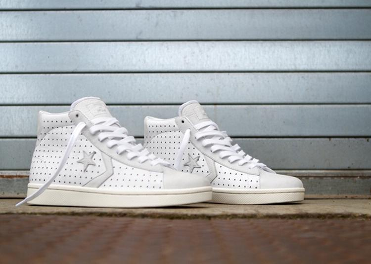 Nike Inc. subsidiary Converse Inc. on Saturday will launch the Converse x Ace Hotel Pro Leather, a sneaker designed exclusively to be sold at the Portland-based Ace Hotel chain.