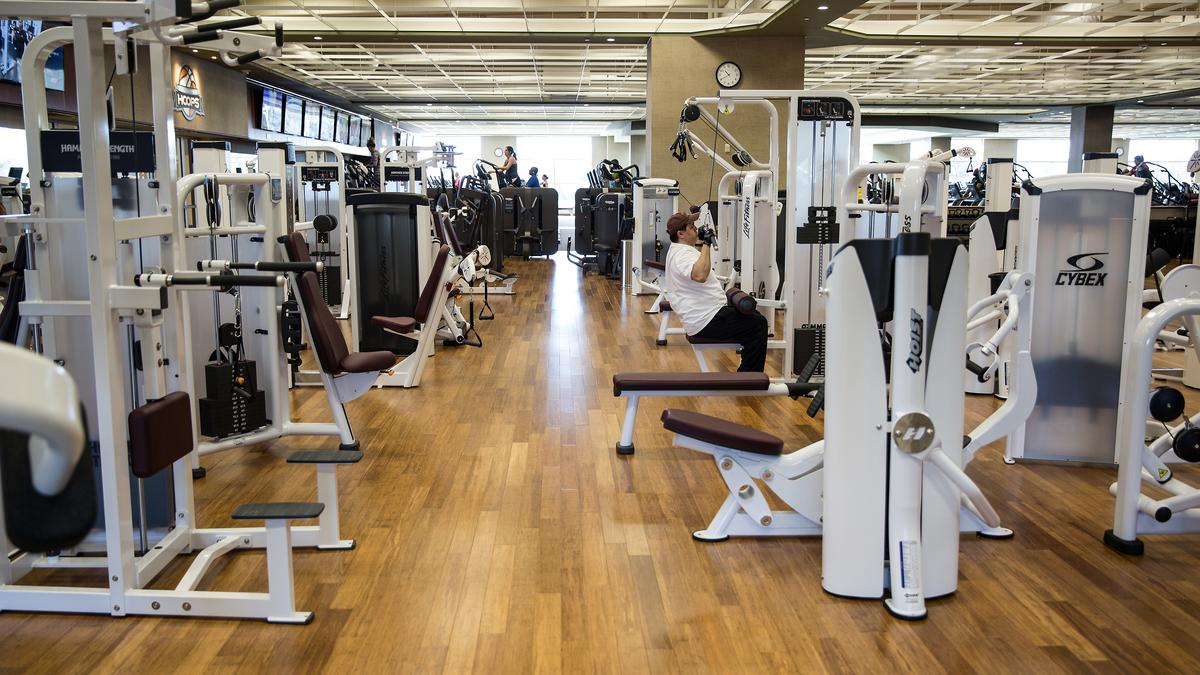Life Time Fitness Club In Colliervcille Sold As Part Of