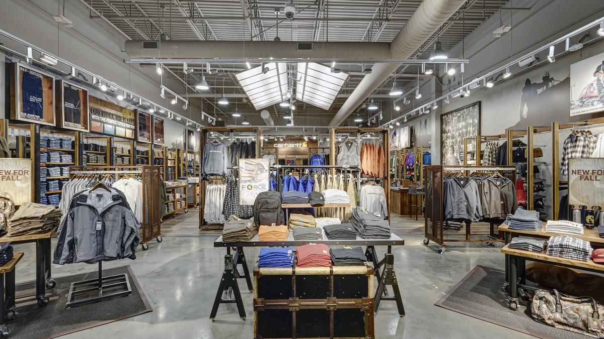 Mayfair Collection Adding Wisconsin S First Carhartt Store