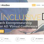 Underrepresented entrepreneurs get some special attention with #IncDev