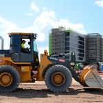 Going Vertical: Orlando's commercial construction pipeline gains strength, jobs for 2015